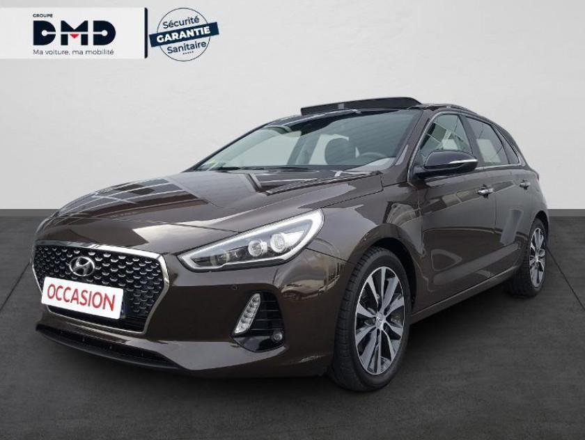 Hyundai I30 1.6 Crdi 136ch Creative - Visuel #1