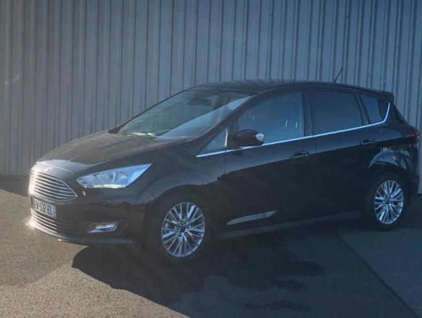 Ford C-max 2.0 Tdci 150ch Stop&start Titanium Powershift - Visuel #2