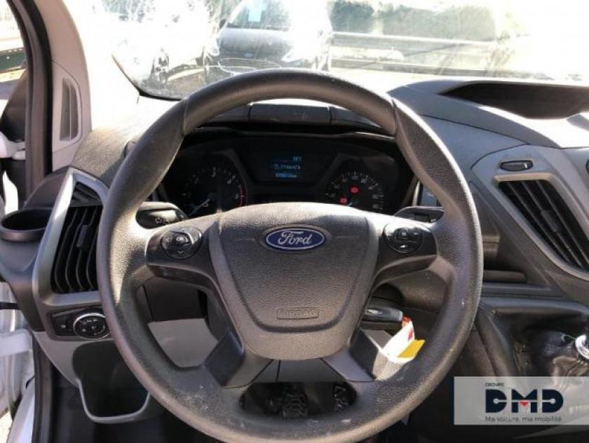 Ford Transit Custom Fg 250 L1h1 2.0 Tdci 105 Ambiente - Visuel #7