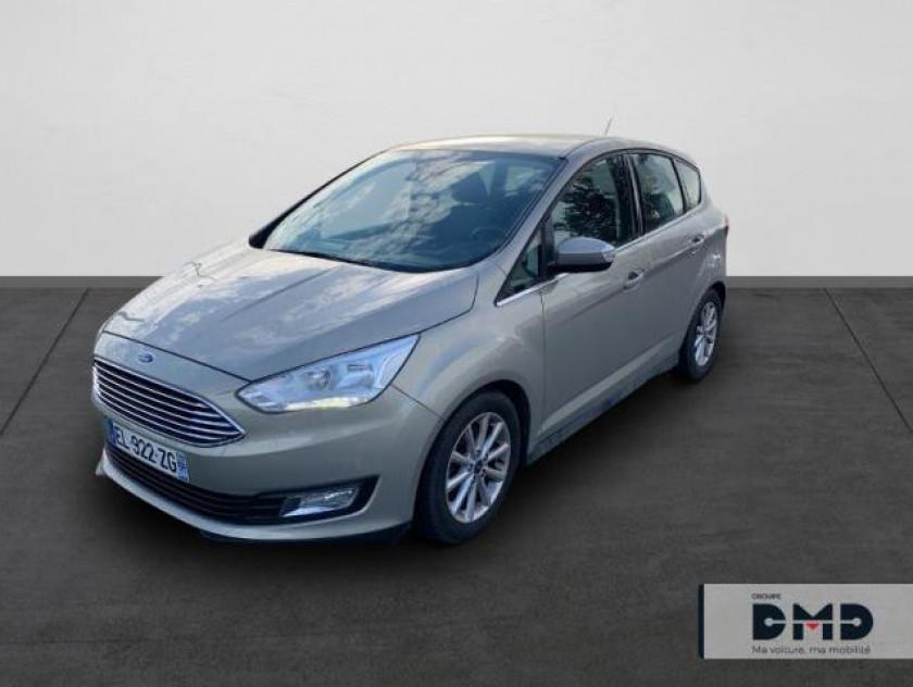 Ford C-max 1.5 Ecoboost 150ch Stop&start Titanium X - Visuel #1