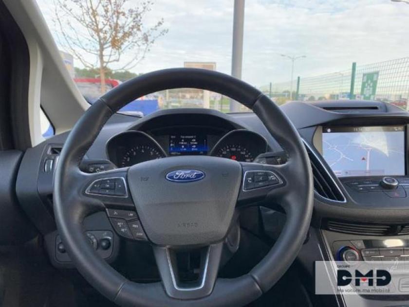 Ford C-max 1.5 Ecoboost 150ch Stop&start Titanium X - Visuel #7