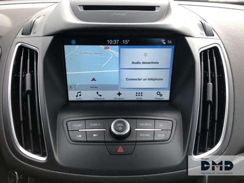 Ford C-max 1.5 Ecoboost 150ch Stop&start Titanium X - Visuel #5
