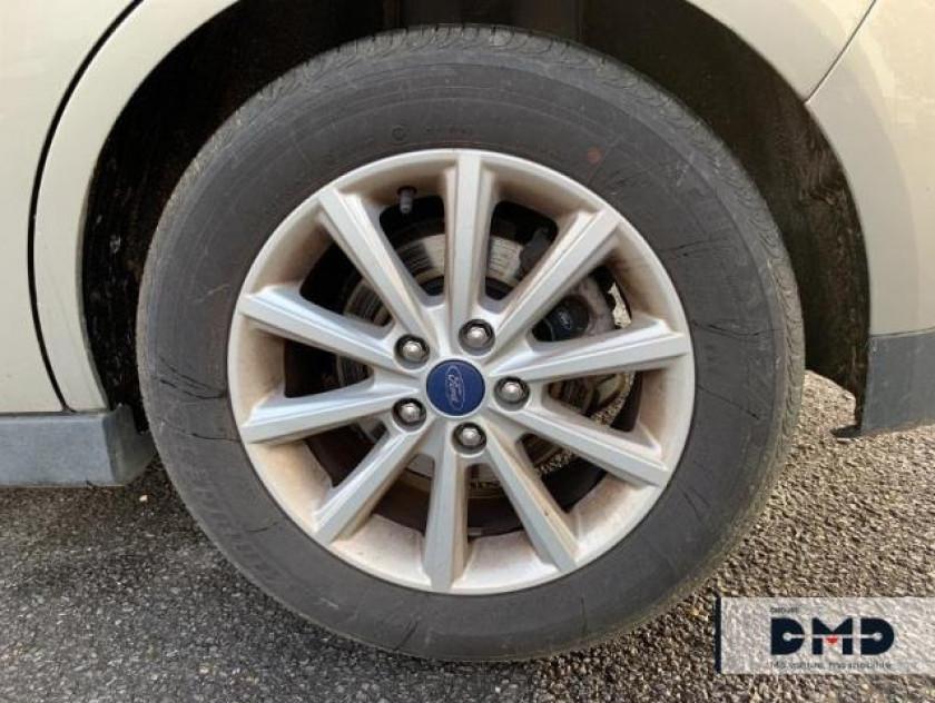 Ford C-max 1.5 Ecoboost 150ch Stop&start Titanium X - Visuel #13