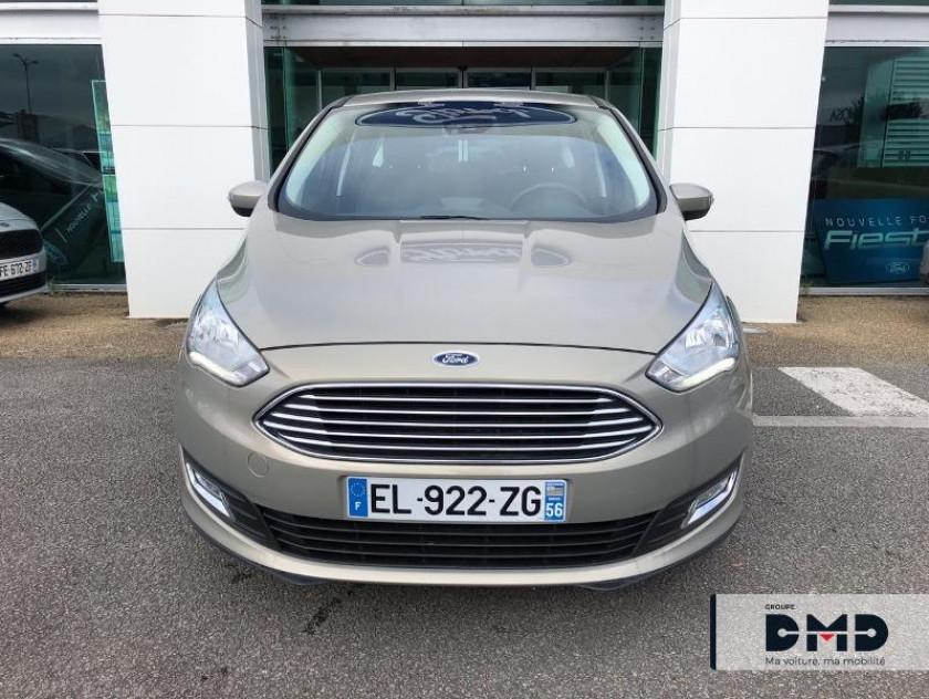 Ford C-max 1.5 Ecoboost 150ch Stop&start Titanium X - Visuel #3