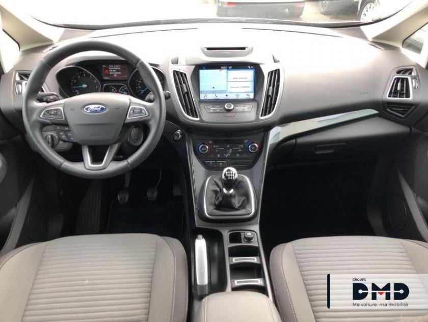 Ford C-max 1.5 Ecoboost 150ch Stop&start Titanium X - Visuel #4