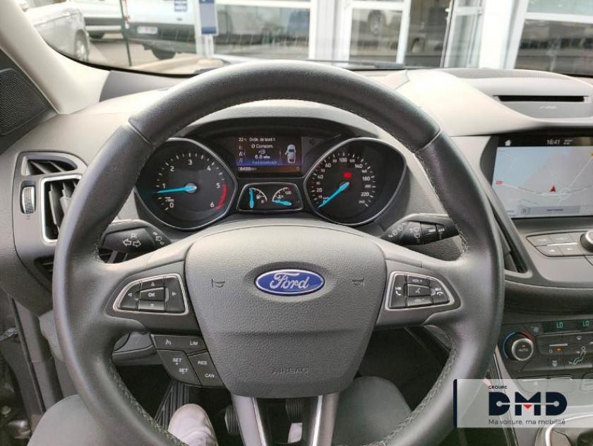 Ford Kuga 2.0 Tdci 150ch Stop&start Titanium 4x2 - Visuel #7