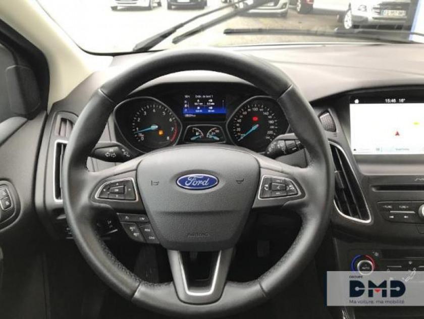 Ford Focus 1.0 Ecoboost 100ch Stop&start Titanium - Visuel #7