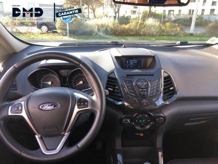 Ford Ecosport 1.5 Ecoblue 100ch Titanium Euro6.2 - Visuel #5