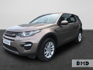 Land-rover Discovery Sport 2.0 Td4 150ch Awd Se Bva Mark Ii