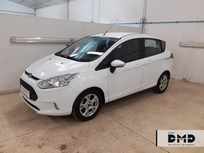 Ford B-max 1.0 Scti 100ch Ecoboost Stop&start Edition - Visuel #15