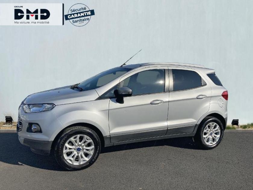 Ford Ecosport 1.5 Tdci 95ch Fap Titanium - Visuel #1