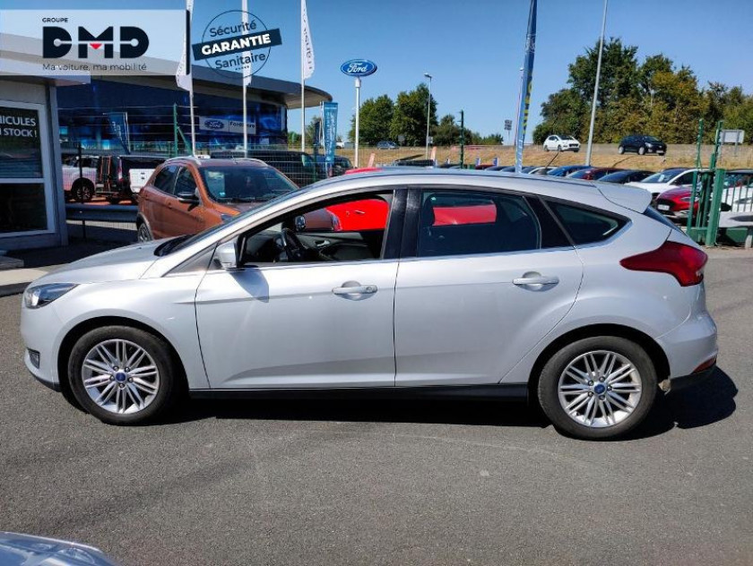 Ford Focus 1.0 Ecoboost 100ch Stop&start Sync Edition - Visuel #2