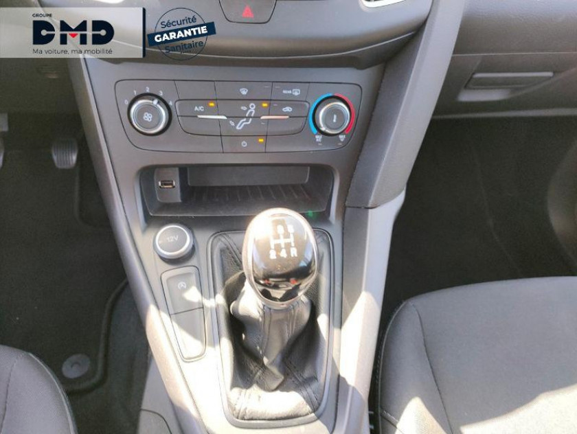 Ford Focus 1.0 Ecoboost 100ch Stop&start Sync Edition - Visuel #8