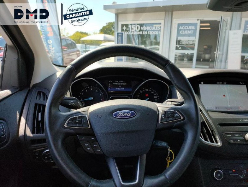 Ford Focus 1.0 Ecoboost 100ch Stop&start Sync Edition - Visuel #7