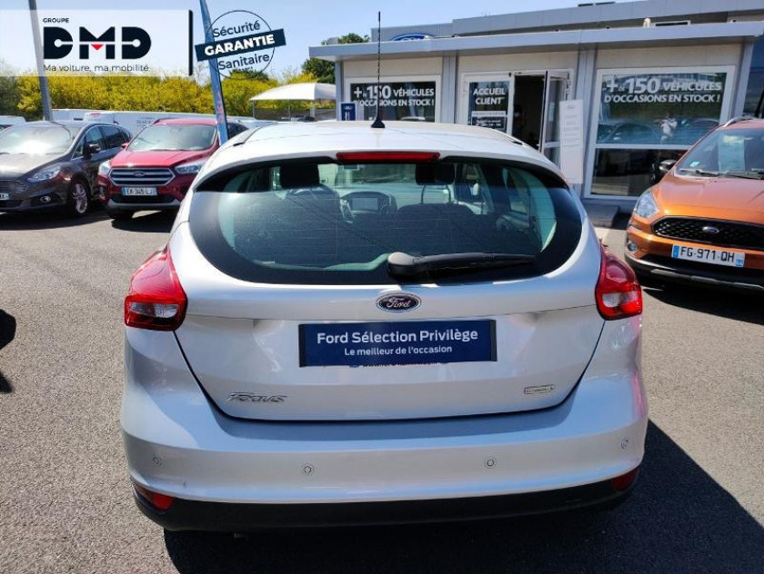 Ford Focus 1.0 Ecoboost 100ch Stop&start Sync Edition - Visuel #11