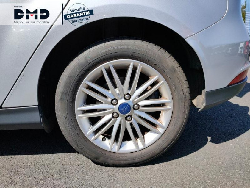 Ford Focus 1.0 Ecoboost 100ch Stop&start Sync Edition - Visuel #13