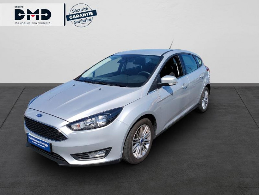 Ford Focus 1.0 Ecoboost 100ch Stop&start Sync Edition - Visuel #1
