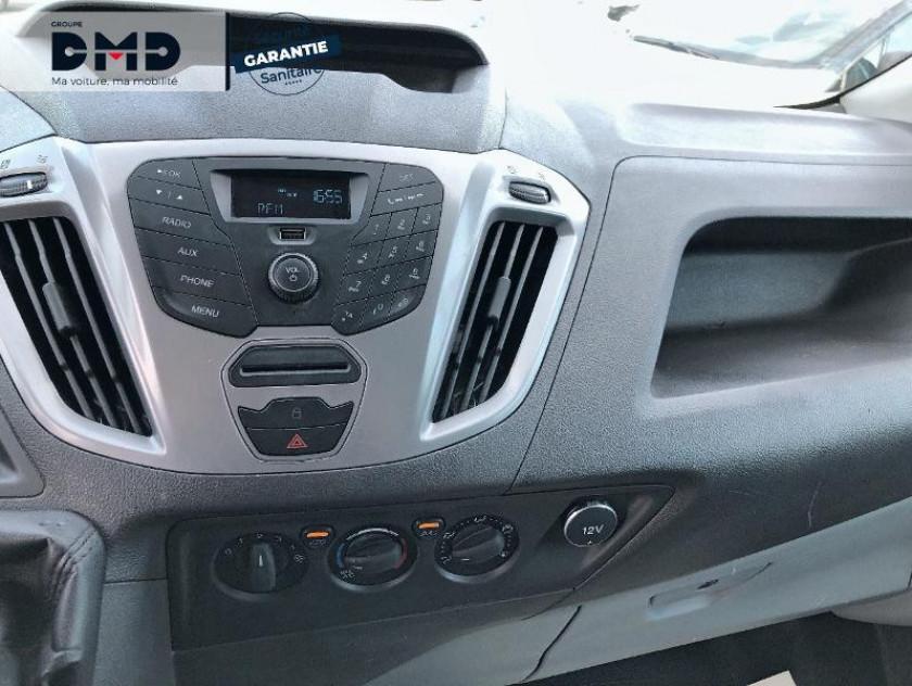 Ford Transit Custom Fg 290 L1h1 2.0 Tdci 130 Trend Business - Visuel #6