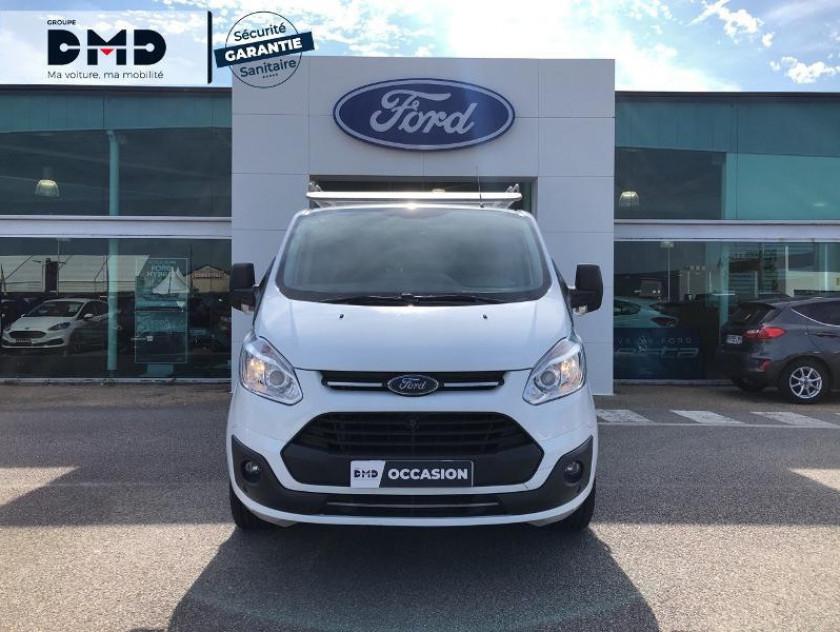 Ford Transit Custom Fg 290 L1h1 2.0 Tdci 130 Trend Business - Visuel #4