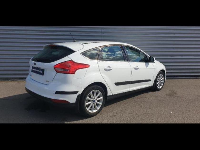 Ford Focus 1.0 Ecoboost 100ch Stop&start Titanium - Visuel #2