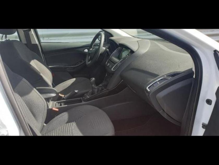 Ford Focus 1.0 Ecoboost 100ch Stop&start Titanium - Visuel #16