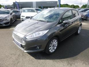 Ford Fiesta 1.0 Ecoboost 100ch Stop&start Titanium 5p