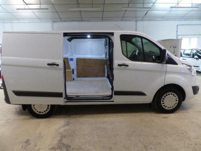 Ford Transit Connect L1 1.5 Td 100ch Trend Euro Vi - Visuel #6