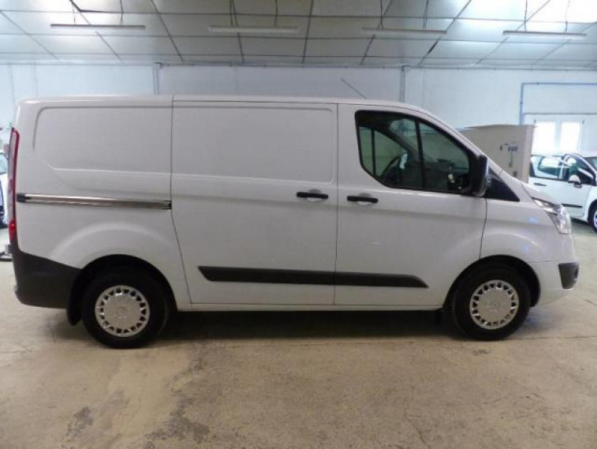 Ford Transit Connect L1 1.5 Td 100ch Trend Euro Vi - Visuel #5