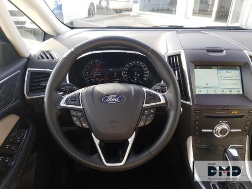 Ford S-max 2.0 Tdci 150ch Stop&start Titanium Powershift - Visuel #7