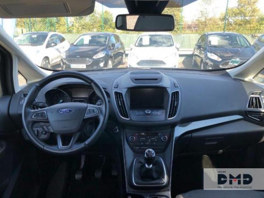 Ford C-max 1.0 Ecoboost 100ch Stop&start Titanium - Visuel #5