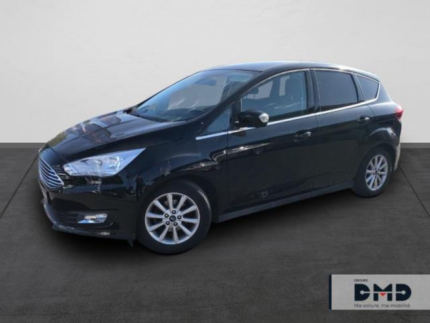 Ford C-max 1.0 Ecoboost 100ch Stop&start Titanium - Visuel #1