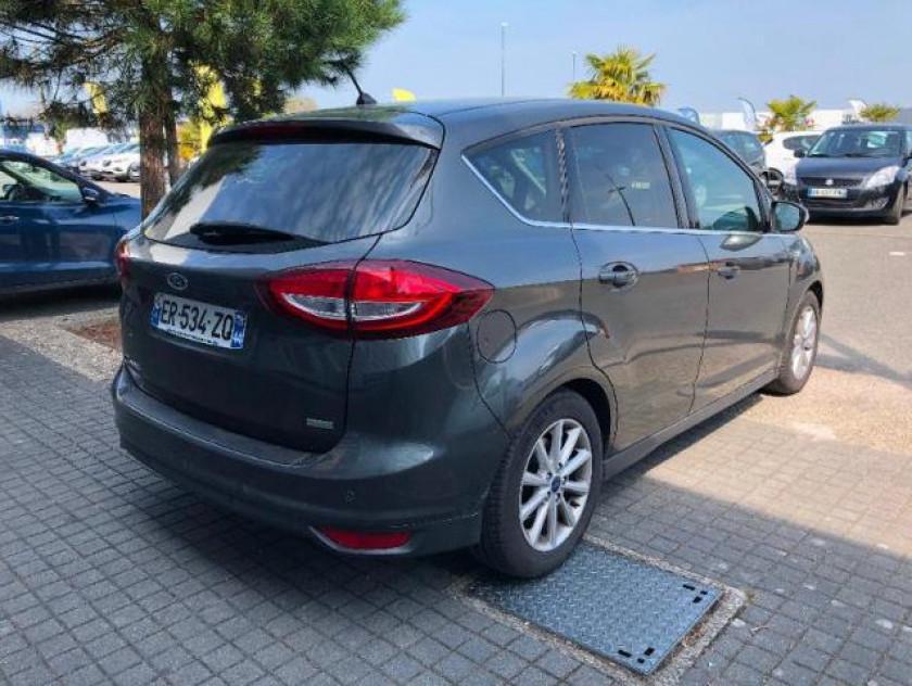 Ford C-max 1.0 Ecoboost 100ch Stop&start Titanium - Visuel #4