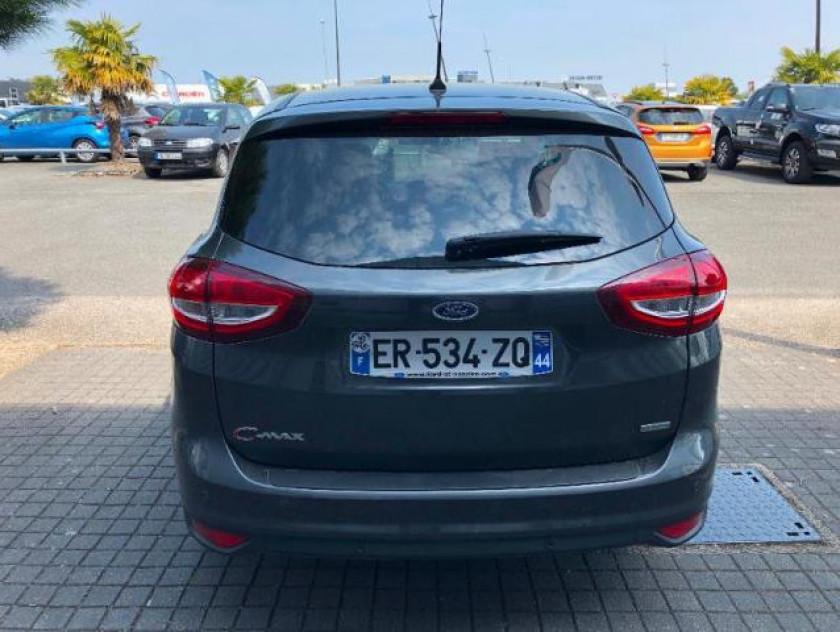 Ford C-max 1.0 Ecoboost 100ch Stop&start Titanium - Visuel #3