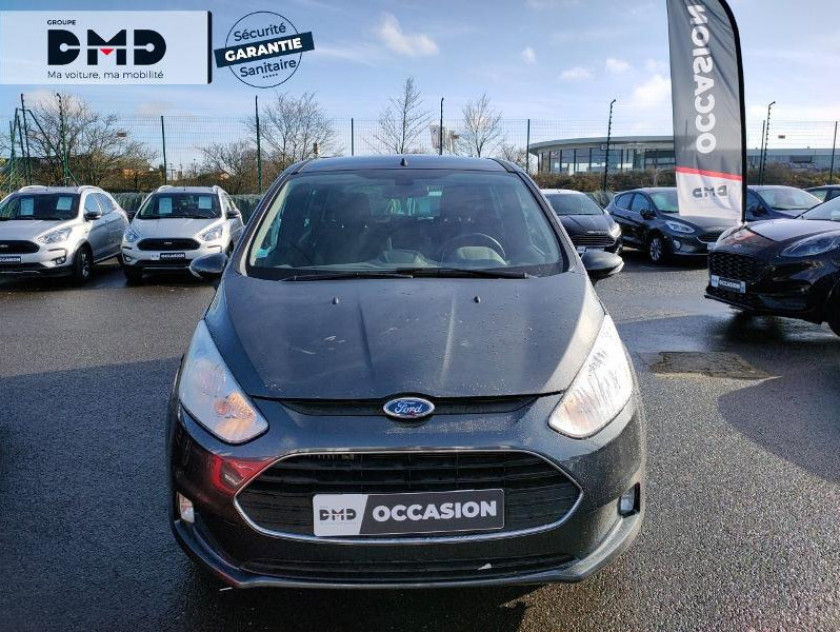 Ford B-max 1.0 Scti 100ch Ecoboost Stop&start Edition - Visuel #4