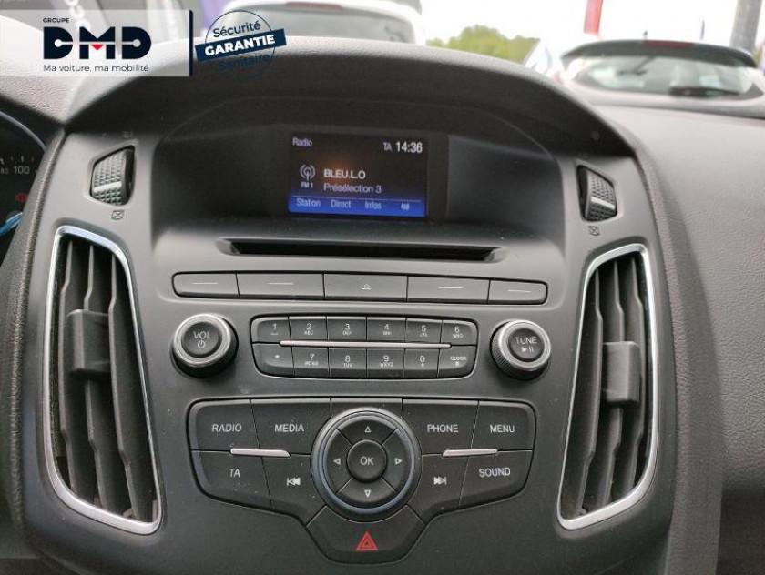 Ford Focus Sw 1.5 Tdci 95ch Stop&start Trend - Visuel #6
