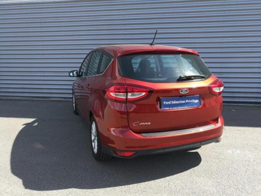 Ford C-max 2.0 Tdci 150ch Stop&start Titanium - Visuel #3