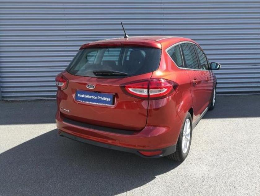 Ford C-max 2.0 Tdci 150ch Stop&start Titanium - Visuel #9