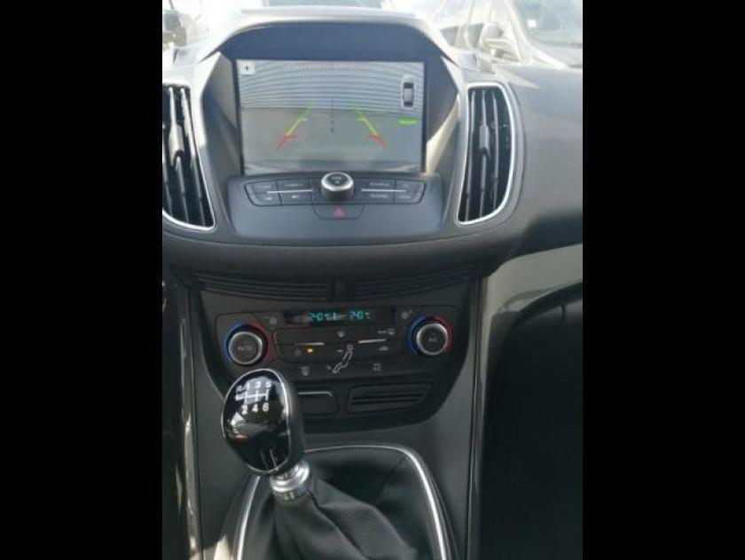 Ford C-max 2.0 Tdci 150ch Stop&start Titanium - Visuel #4