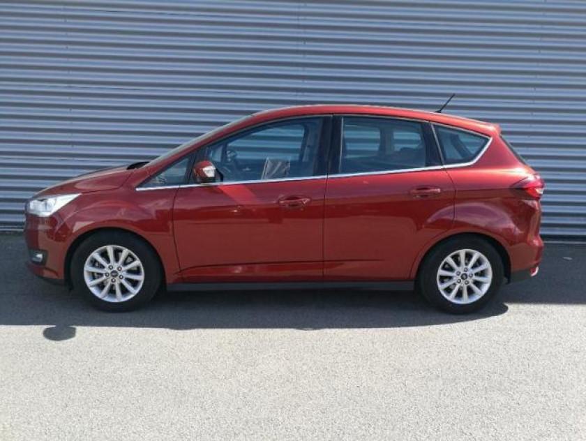 Ford C-max 2.0 Tdci 150ch Stop&start Titanium - Visuel #2