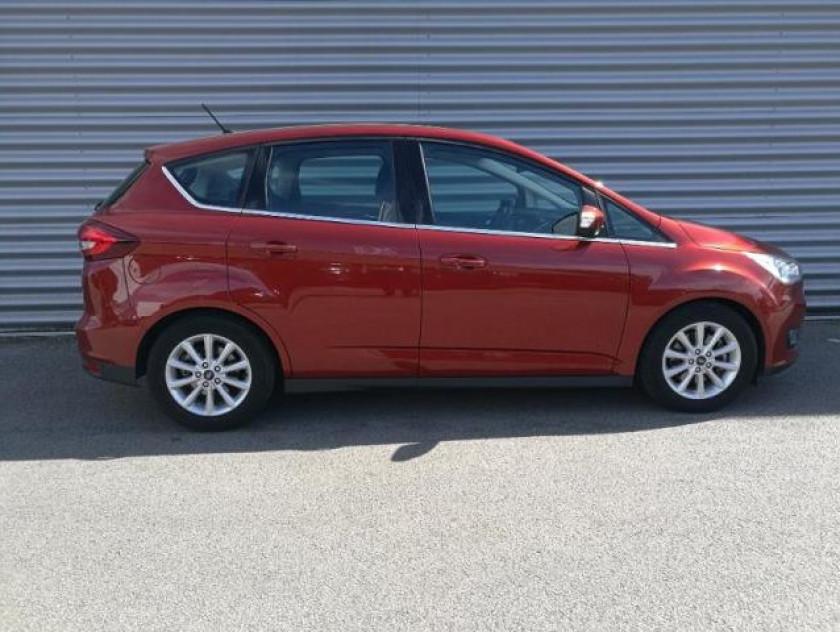 Ford C-max 2.0 Tdci 150ch Stop&start Titanium - Visuel #7
