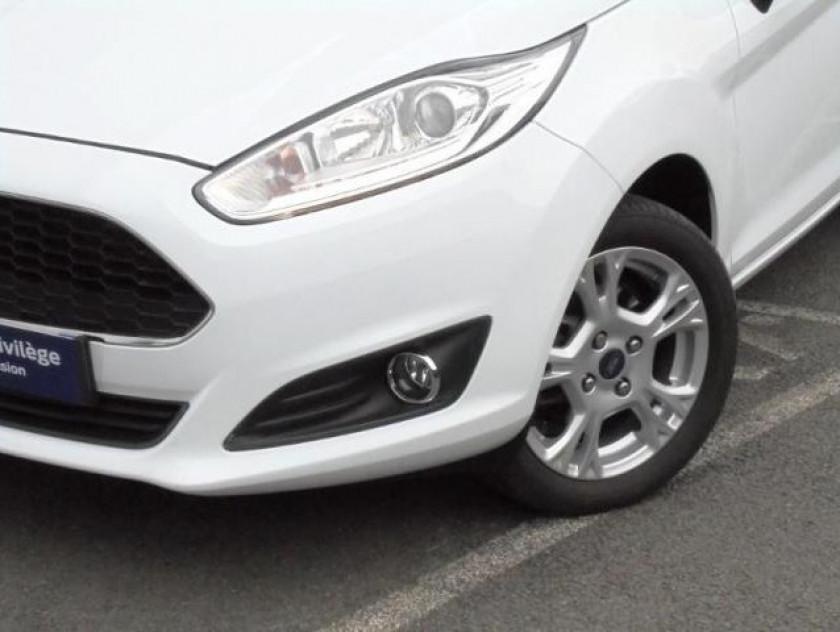 Ford Fiesta 1.0 Ecoboost 100ch Stop&start Edition 3p - Visuel #16