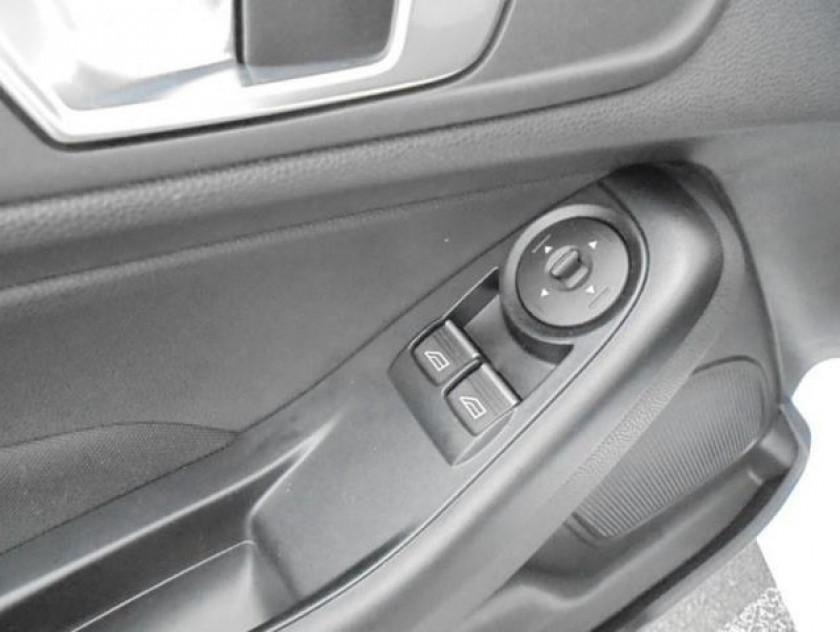 Ford Fiesta 1.0 Ecoboost 100ch Stop&start Edition 3p - Visuel #14