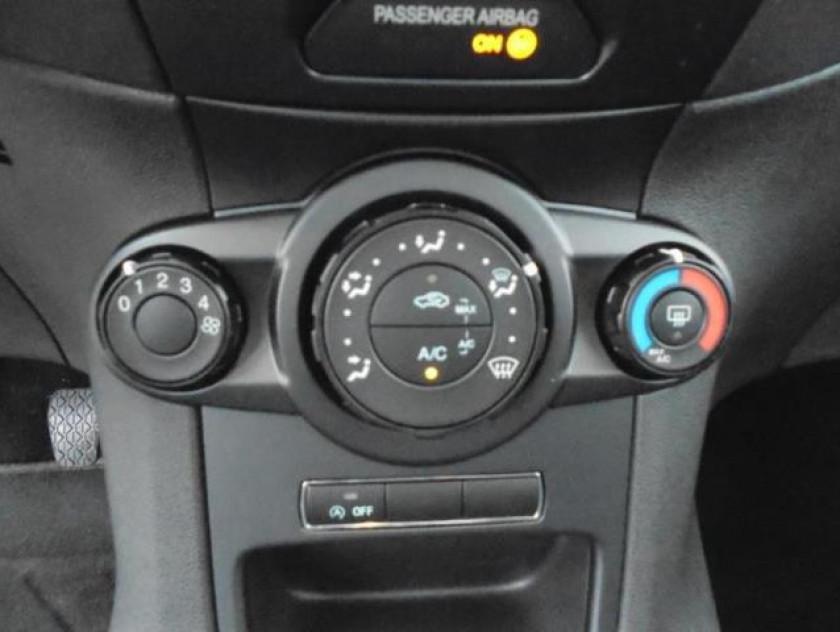 Ford Fiesta 1.0 Ecoboost 100ch Stop&start Edition 3p - Visuel #17
