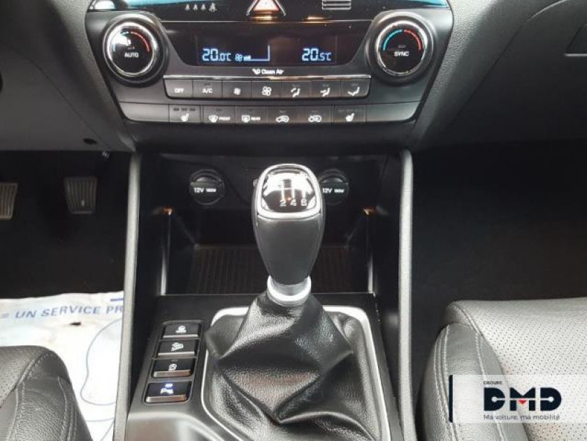 Hyundai Tucson 1.7 Crdi 115ch Edition Lounge 2wd - Visuel #8