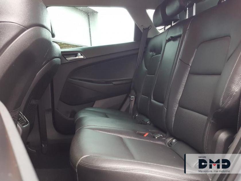 Hyundai Tucson 1.7 Crdi 115ch Edition Lounge 2wd - Visuel #10