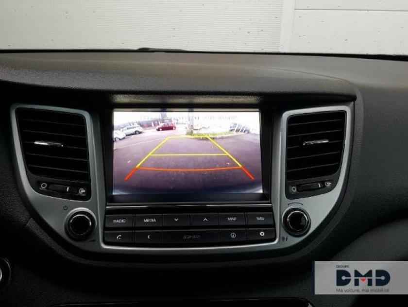 Hyundai Tucson 1.7 Crdi 115ch Edition Lounge 2wd - Visuel #16