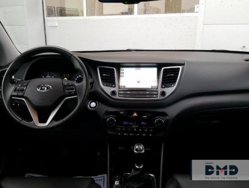 Hyundai Tucson 1.7 Crdi 115ch Edition Lounge 2wd - Visuel #5