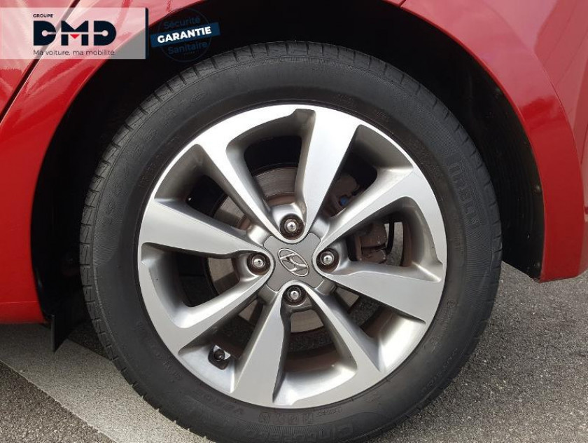 Hyundai I20 1.0 T-gdi 100 Edition #navi - Visuel #13