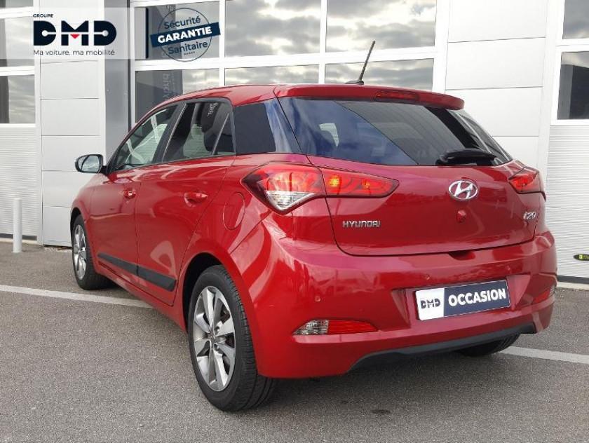 Hyundai I20 1.0 T-gdi 100 Edition #navi - Visuel #3