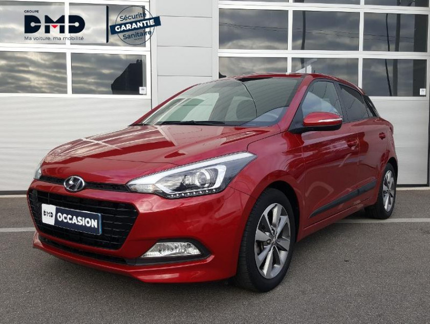 Hyundai I20 1.0 T-gdi 100 Edition #navi - Visuel #15